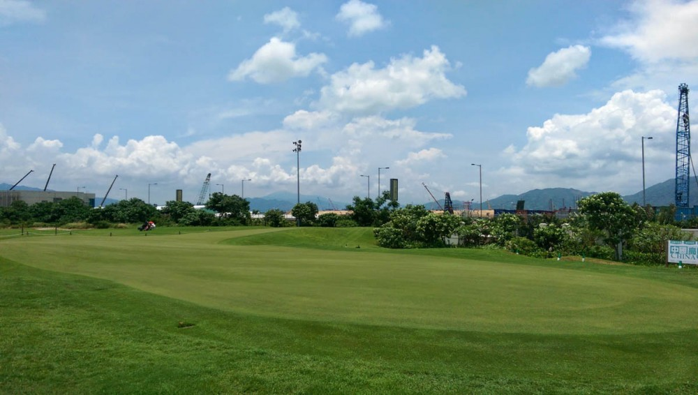 Nine Eagles Golf Course Hong Kong