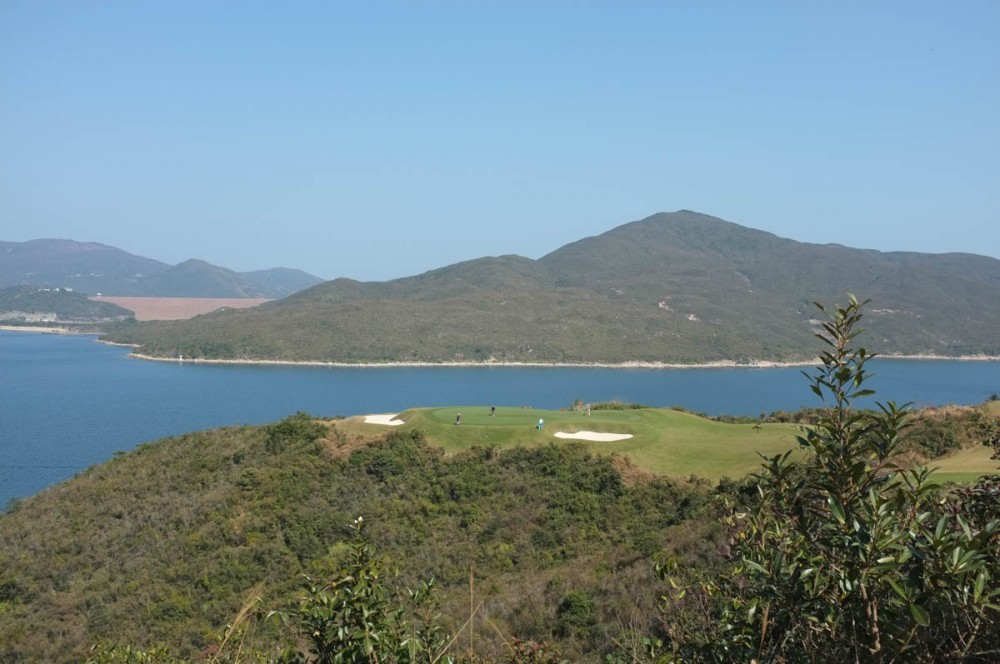 Hong Kong golf