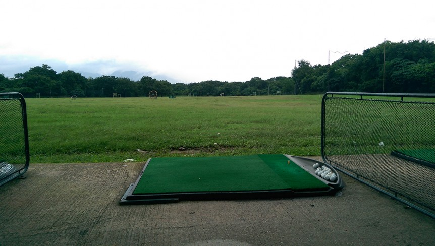 Hong Kong Golf Driving Range