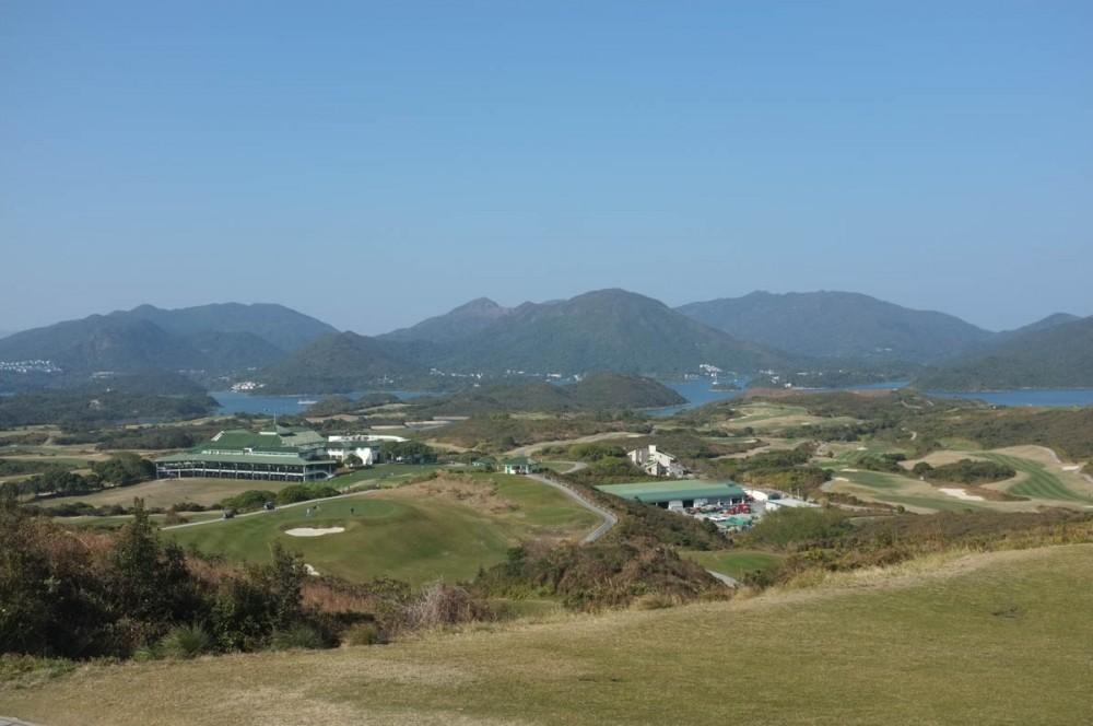 Golf Driving Range in Hong Kong