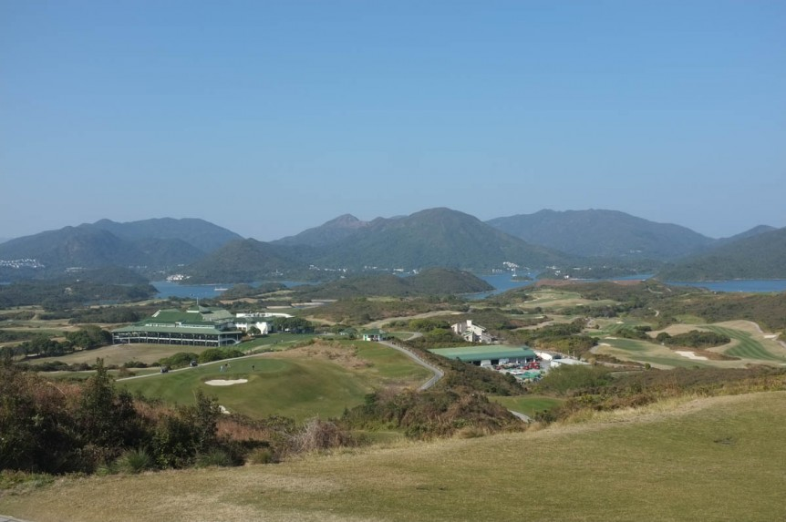 Golf Driving Range in Hong Kong