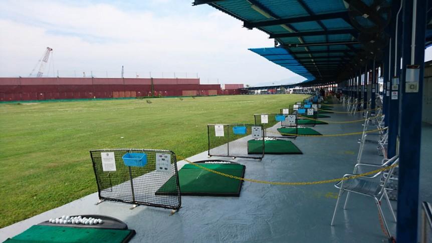 Whitehead Club Golf Driving Range